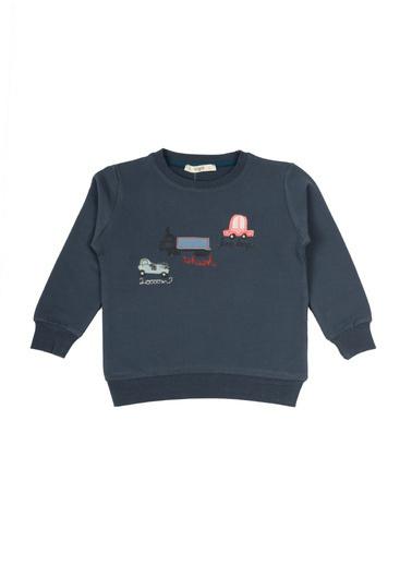 Cigit Sweatshirt Füme